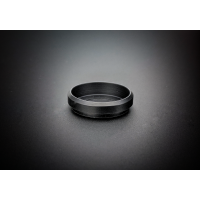 Armor Mech Ring - V1, Black Ultem