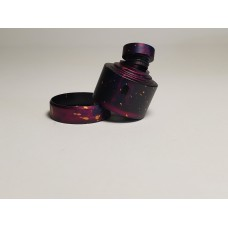 Riviera Purple Galaxy 4 with Tip and Ring