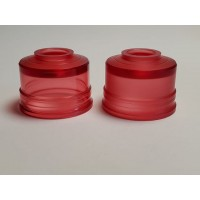 Skyfall 24mm - Clear Red